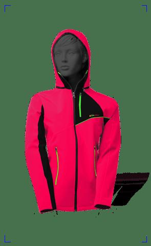 Softshell jakna S_FLOW ženska